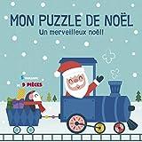 Mon puzzle de noël - Un merveilleux Noël !