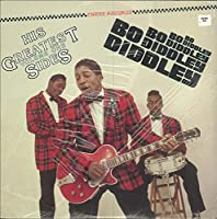 Bo Diddley His Greatest Sides LP Vinyl Canadian Import