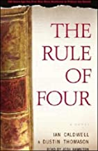 Best the rule of four ian caldwell Reviews