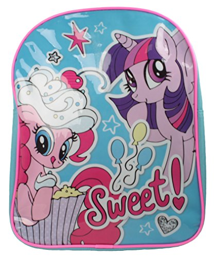 My Little Pony Plain Value - Mochila infantil (31 cm, 6 L),
