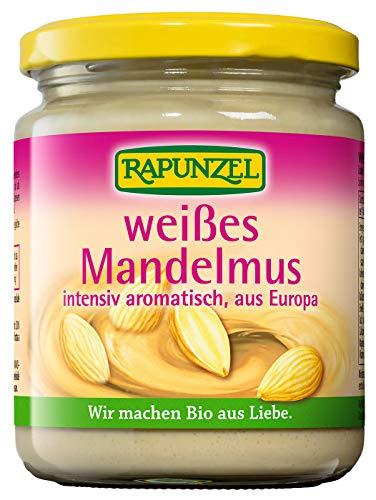 Rapunzel Bio Mandelmus weiß, 250 g