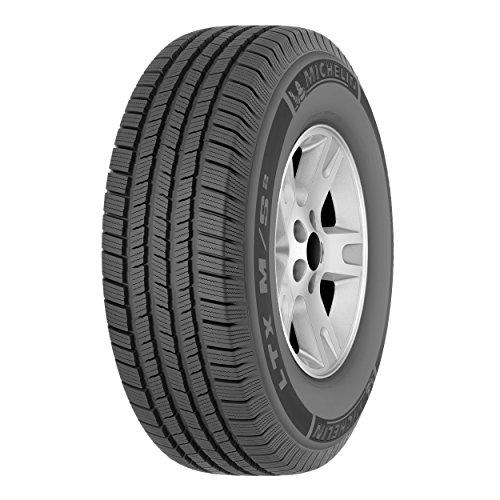 Michelin LTX M/S2 All Season Radial Car Tire for Light Trucks, SUVs and Crossovers, 255/70R18 112T