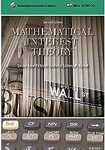 Mathematical Interest Theory (Mathematical Association of America Textbooks)