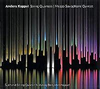 コッペル:弦楽四重奏曲/メゾ・サクソフォンと弦楽四重奏のための五重奏曲