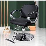 Silla Ergonomica Regulable en altura limpieza de Office giratoria Silla giratoria de escritorio Silla Silla de ordenador de peluquería silla del salón de elevación Sillas de pelo moderna silla de pelu
