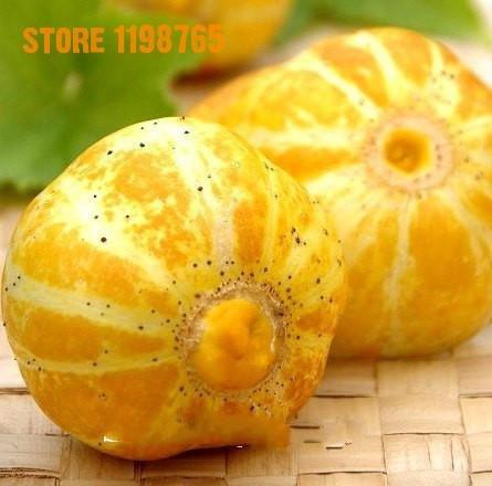 50 Stücke Heirloom Zitrone Gurke Samen