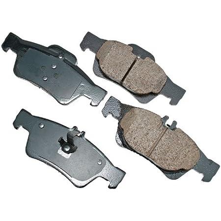 Disc Brake Pad Set-Akebono Euro Rear WD EXPRESS fits 12-15 Mercedes ML350
