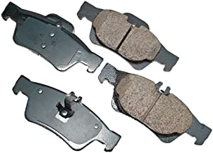 Akebono EUR986 Brake Pad Set
