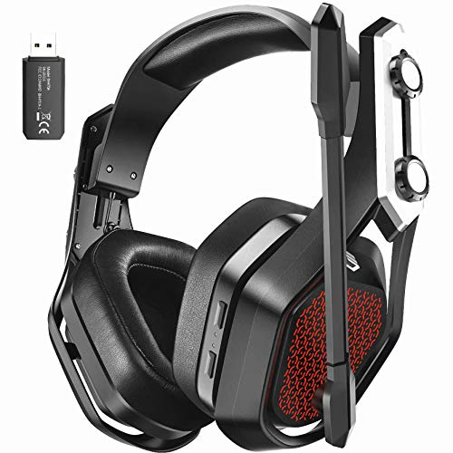Mpow Iron Pro Wireless Gaming Headset...