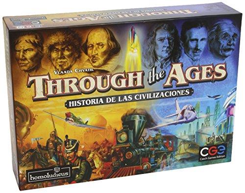 Devir - Through The Ages: Historia de Las Civilizaciones (25357)