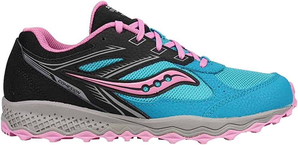 Saucony Cohesion TR14 All stores are sold LACE to Our shop most popular Toe Pink Running Black Blue Shoe