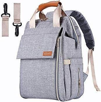 Aisparky Multi-Function Waterproof Baby Backpack
