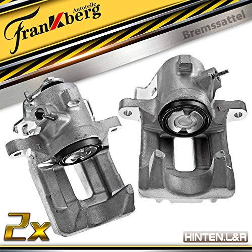 2x Bremssattel Hinten Links Rechts für A4 8E 8H Exeo 3R2 3R5 2000-2013 343741