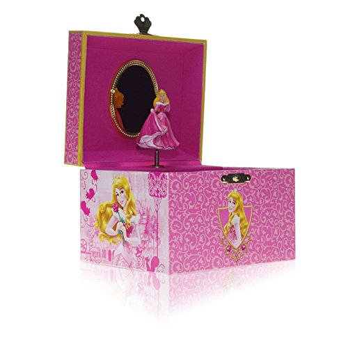 Disney Parks Aurora Musical Jewelry Box - Sleeping Beauty One Upon a Dream