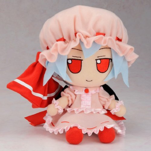 Touhou Project Fumo Fumo Plush Series 04: Remilia Scarlet Plush [Import] by gift