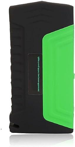 Portable voiture aide au démarrage 600A Pistolet Pointe 16800mAh portable voiture Starter Charge batterieauf d'urgence Lampe de poche LED