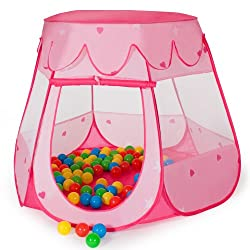 Bällebad Pop Up Spielzelt von TecTake®