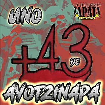 Uno de 43 Ayotzinapa