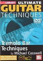 Ult Guitar Techniques: Tremolo Bar Tecniques [DVD] [Import]