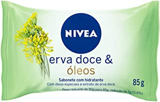 Sabonete Nivea Erva-Doce 85G, Nivea