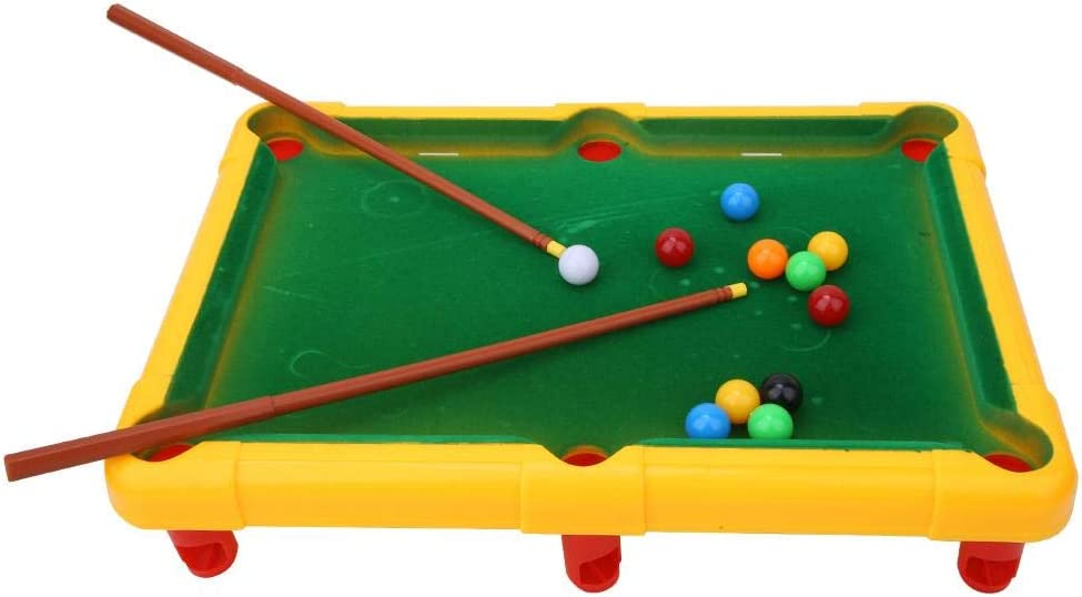 Liyeehao Billiards 55% OFF Toy Durable Table Non-Toxic f Japan Maker New
