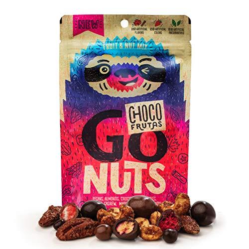 """Choco Frutas """"GoNuts"""" Dried Fruit & Nut Mix Snack (19.75oz) –..."""