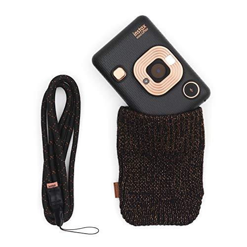 instax mini LiPlay Sofortbildkamera, Elegant Black Kamerabundle
