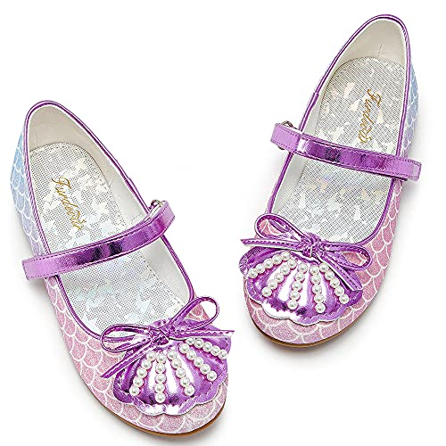 Top 10 best selling list for mermaid flat shoes