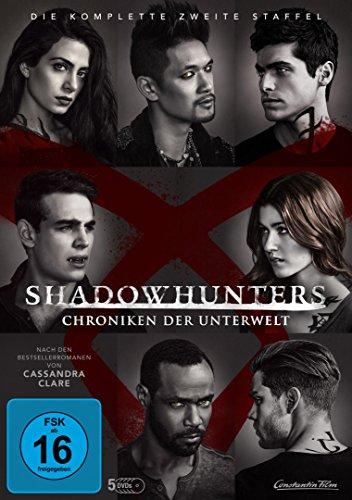 Shadowhunters - Die komplette zweite Staffel [5 DVDs]