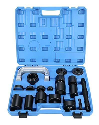 FreeTec Articulación de Bola Articulación de Rótula de Montaje Herramientas Set 21 Piezas Para Ford Jeep Dodge SUV