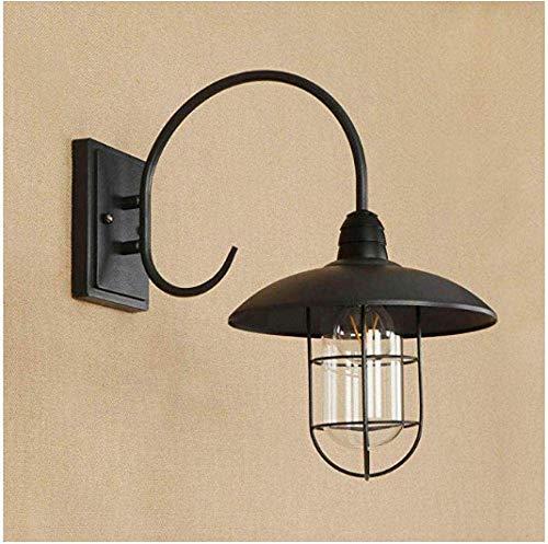 MEIXIAN wandlamp spotverlichting wastafel eenvoudige mediterrane goodlook spiegelbed ijzeren lamp eenvoudig retro