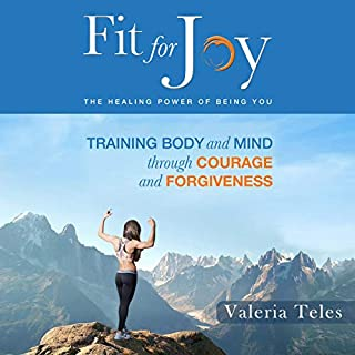 Fit for Joy audiobook cover art