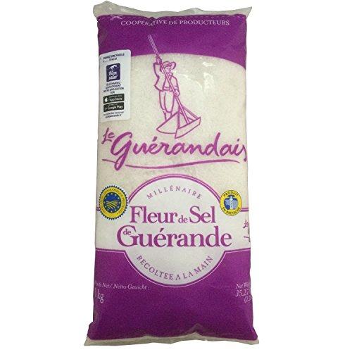 Le Guerandais Fleur de Sel Le Guerandais, 1000 g