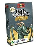 Retos Nature–282628–Cartas de Criaturas mitológicas–Azul (es Posible Que el Producto no esté en español)