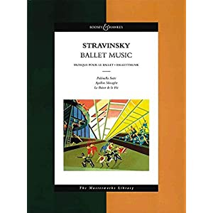 Ballettmusik: Orchester. Studienpartitur. (The Masterworks Library)