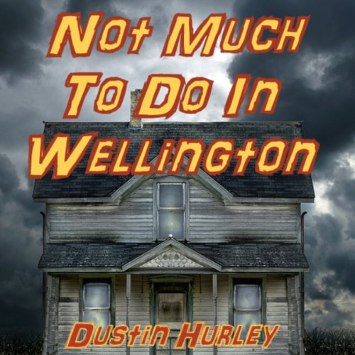 Not Much to Do in Wellington audiobook cover art