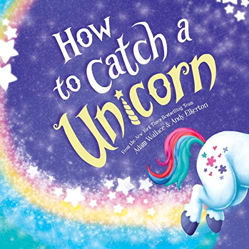 How to Catch a Unicorn audiobook cover art