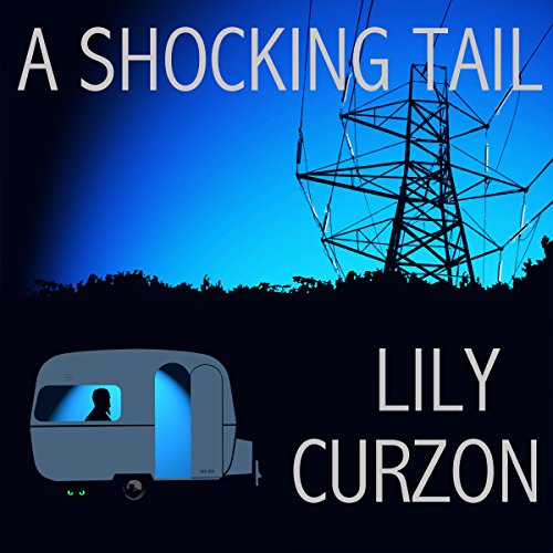 A Shocking Tail audiobook cover art