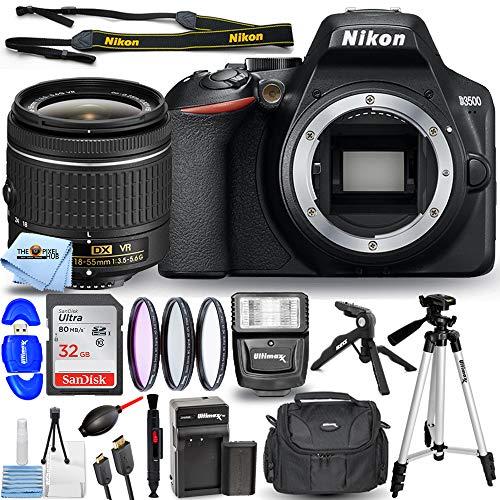 Nikon D3500 DSLR Camera with 18-55mm VR Lens 1590...