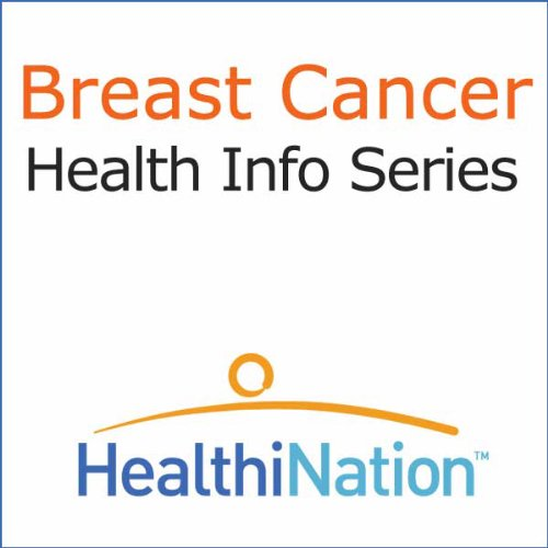 Breast Cancer audiobook cover art