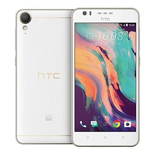 HTC Desire 10 lifestyle 2GB / 16GB 5.5-inches Factory Unlocked - International Stock No Warranty (Polar White)
