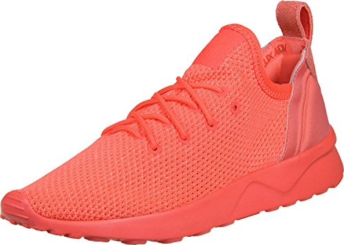 adidas Schuhe ZX Flux ADV Virtue Sock Easy Coral-Easy Coral-Easy Coral (BB2318) 41 1/3 Orange