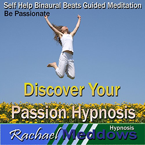 Discover Your Passion Hypnosis audiobook cover art