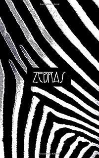 Zebra: 5x8 Journal Notebook (Jungle Journals)