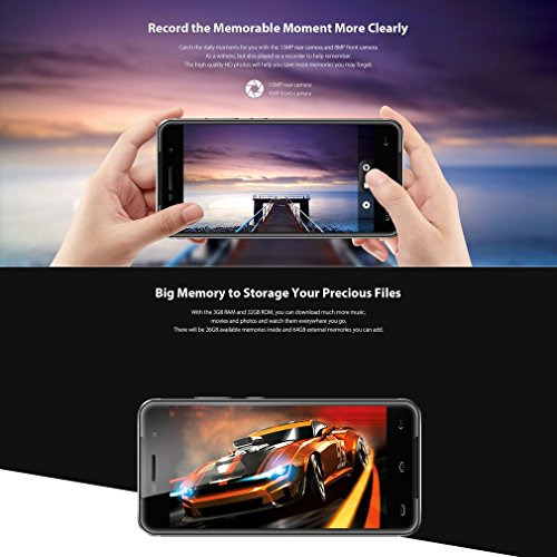 Homtom - Smartphone HT37 Pro