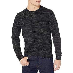 Amazon Brand – Goodthreads Men's Soft Cotton Crewneck Summer Sweater