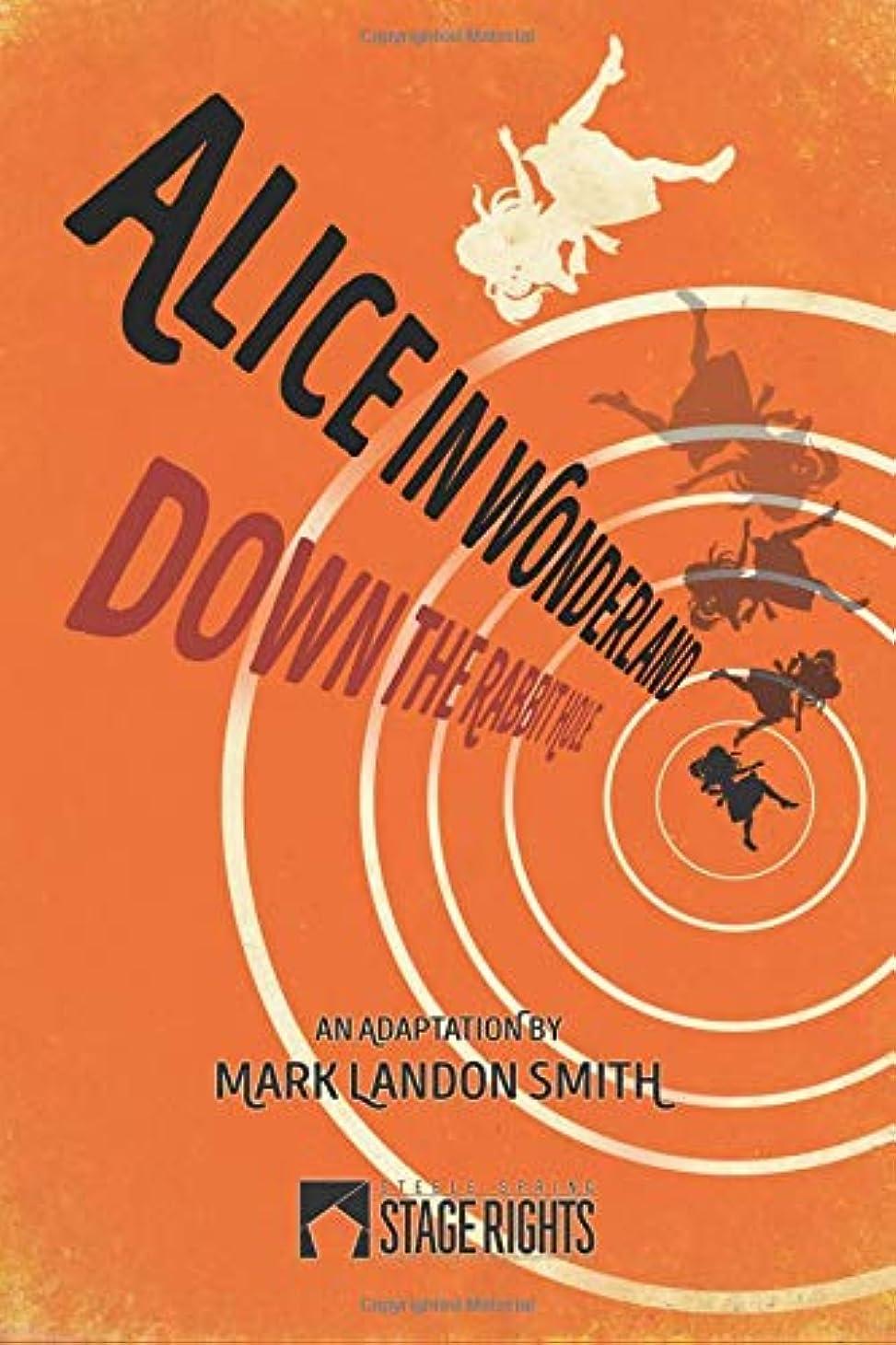 カストディアン高揚したヘリコプターAlice in Wonderland: Down The Rabbit Hole