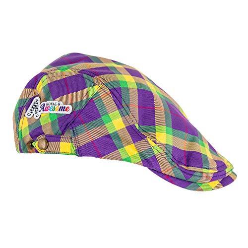 Royal & Awesome - Cappello da uomo - viola - Taglia unica