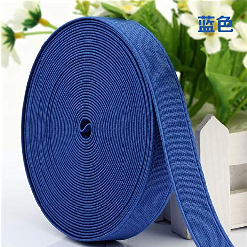 17 Yards Durable High Elastic Bands 1/2 inch, Elastic Bands for Sewing and Crafts-Elastic Band for Tutu Skirt-Elastic Ribbon for Sewing Craft-Elastic Band for Clothes-Elastic Band for Pants DIY Sewing