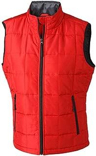 James and Nicholson Women/Ladies Padded Lightweight Vest